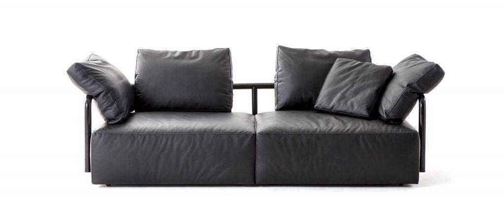 cassina divano soft props