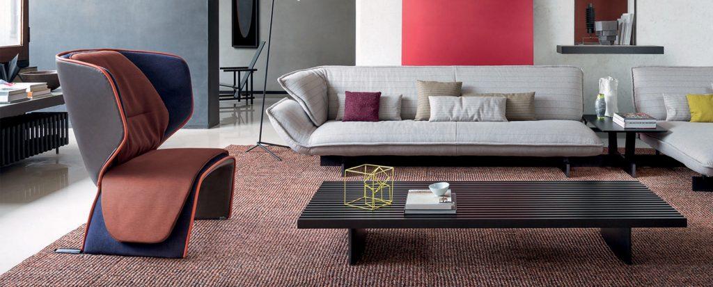 Cassina arredamenti mobili poltrone tavoli e sedie for Cassina sedie