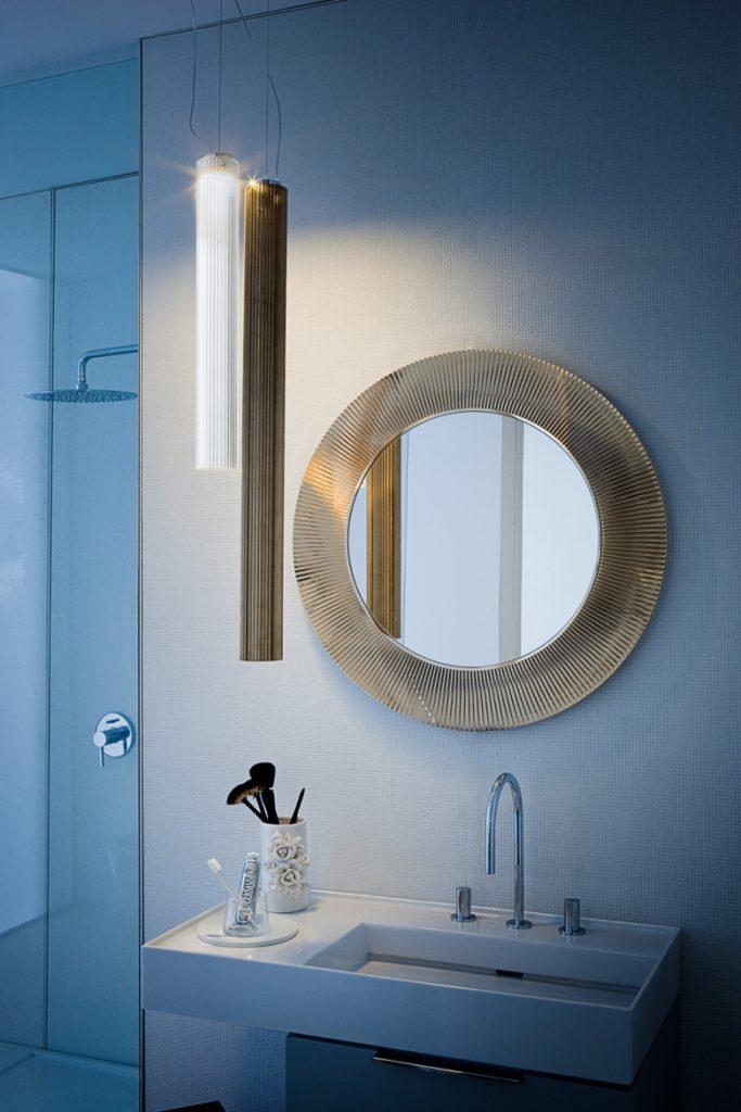 kartell lampada a sospensione bagno