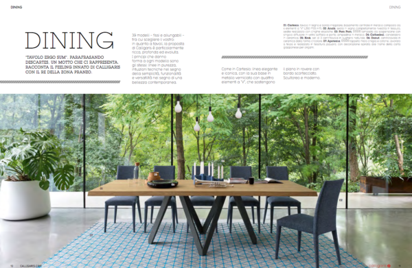 Calligaris catalogo