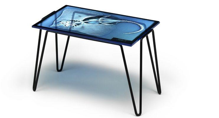 Tavolino Xraydio 1 Razza webmobili