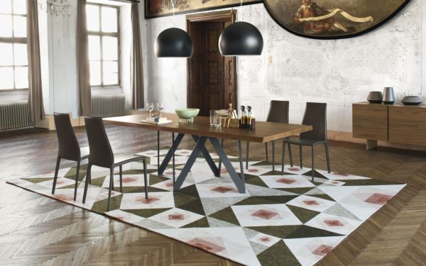 Calligaris catalogo tavolo cartesio