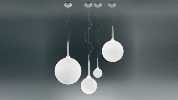 artemide castore lampada