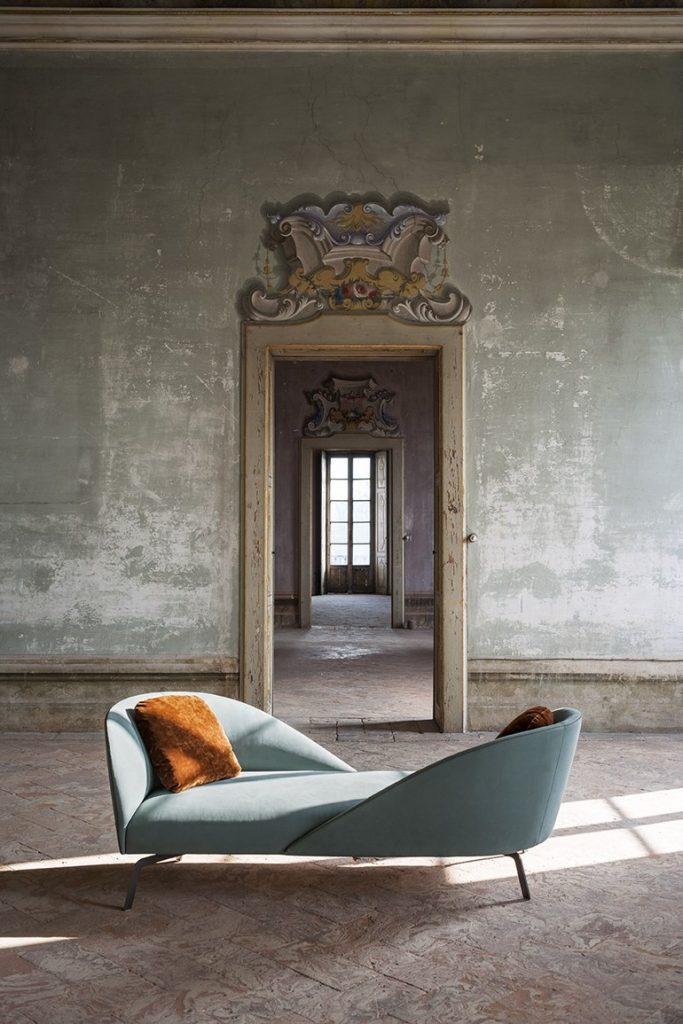 living divani FacetoFace di Tacchini