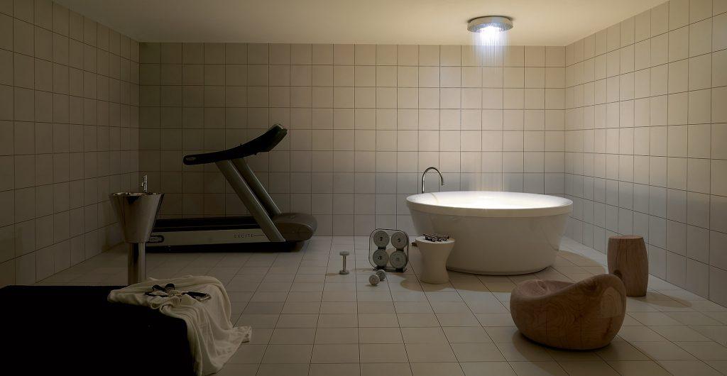 zucchetti kos arredo bagno minipiscina e idromassaggio. Black Bedroom Furniture Sets. Home Design Ideas