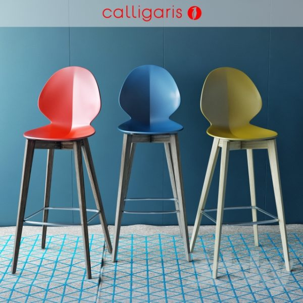 Sgabelli calligaris colorati e moderni ecco i pi belli for Catalogo calligaris