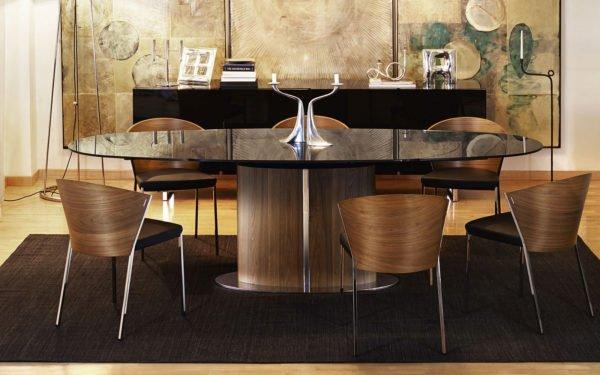 odissey tavolo calligaris