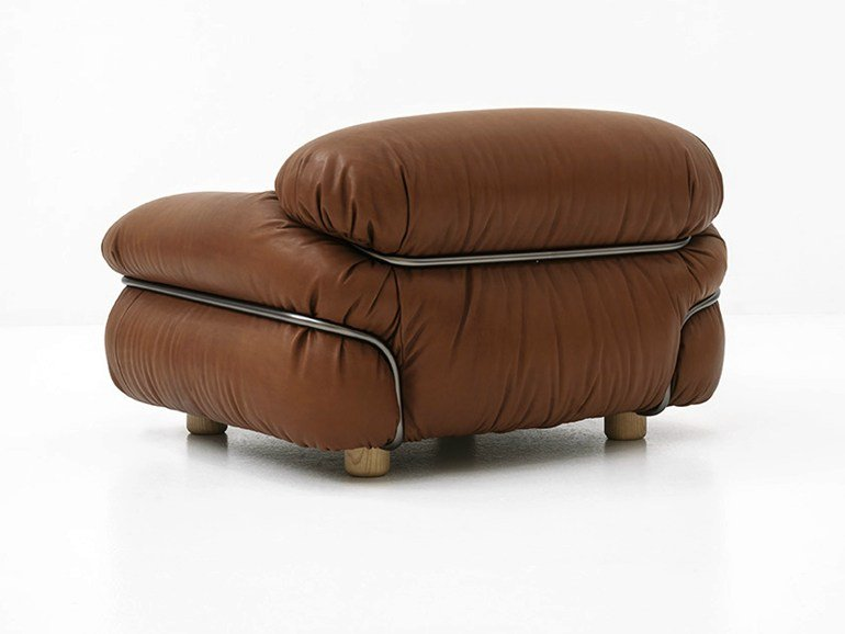 Poltrone in pelle di design vintage e moderne recensite - Poltrone di design ...