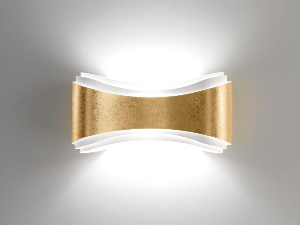 lampada home planeur colore oro