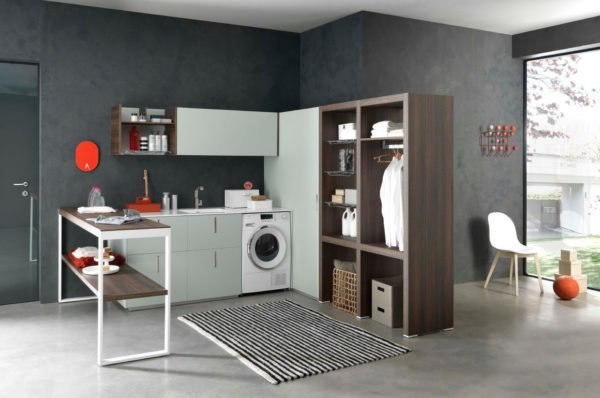 lavanderia azzurra