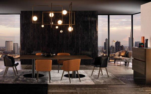tavolo bellagio minotti divani