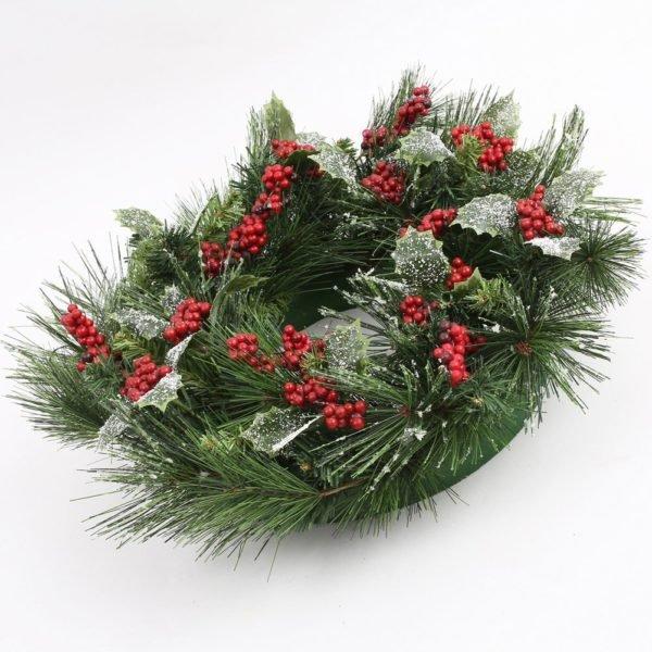 ghirlande natalizie tradizionali