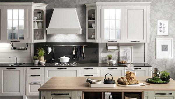 cucine stosa virginia bianca