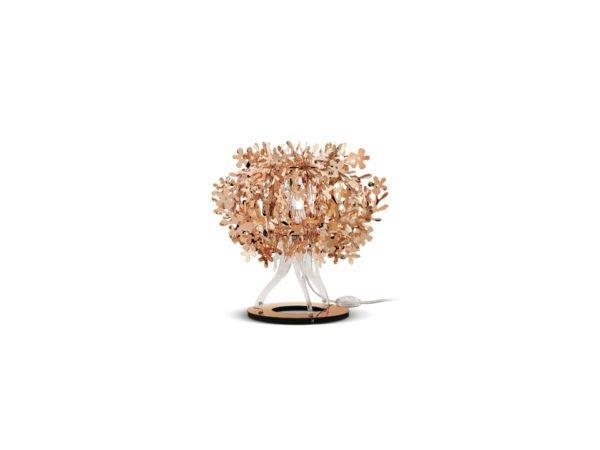 fiorellina lampade slamp bronzo