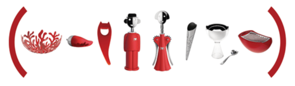 alessi red