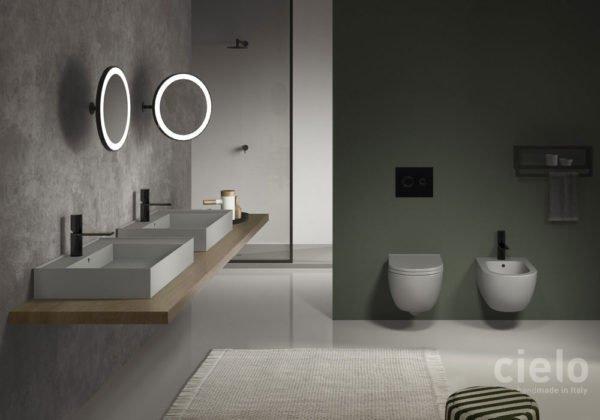 Photo of Alla scoperta delle proposte di Ceramica Cielo per il bagno, collezione shui, multiplo ed altre soluzioni