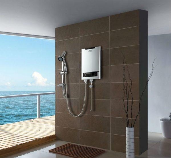Scaldabagno elettrico istantaneo caratteristiche e modelli in commercio designandmore - Scaldabagno istantaneo elettrico ...