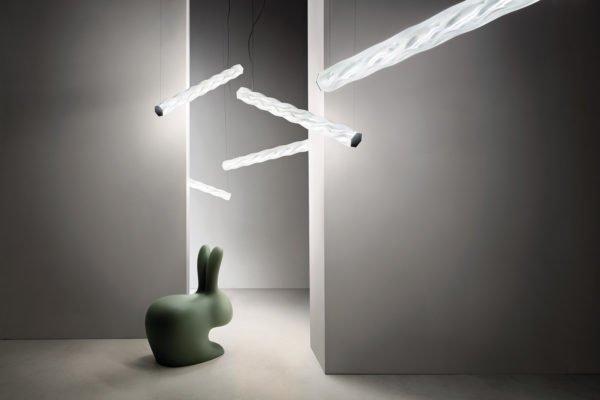 Hugo Sospension lampade slamp