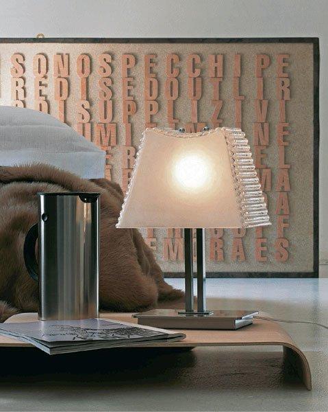 kimilla pentalight lampada da tavolo