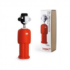 cavatappi Product Red alessi