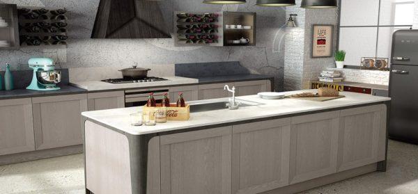 Cucine berloni recensioni e prezzi di modelli dal catalogo for Cucina usata a milano