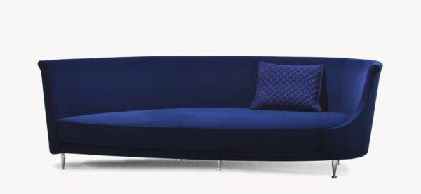 divani moroso new tone blu