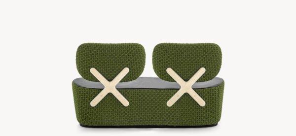 X Chair divani moroso