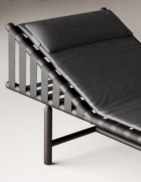 busnelli bikini chaise longue