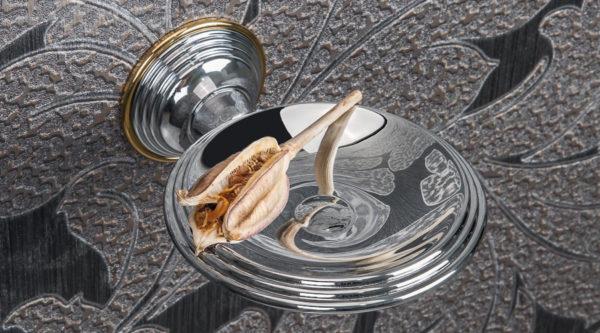 Colombo design accessori per il bagno di alta qualit for Portasapone colombo