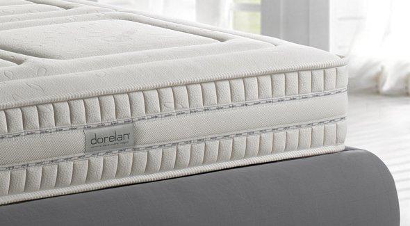 Materassi Dorelan: una azienda che produce anche doghe, letti e cuscini