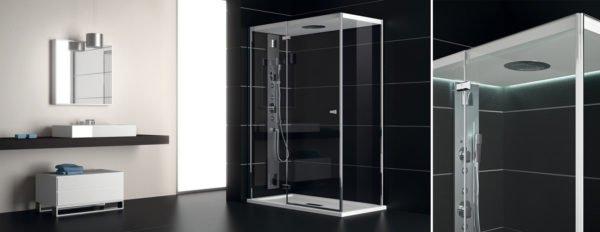box doccia teuco Chapeau