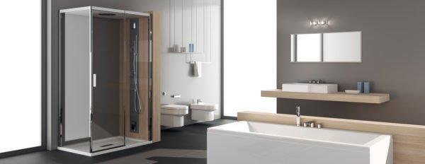 foto collezione Teuco per il bagno
