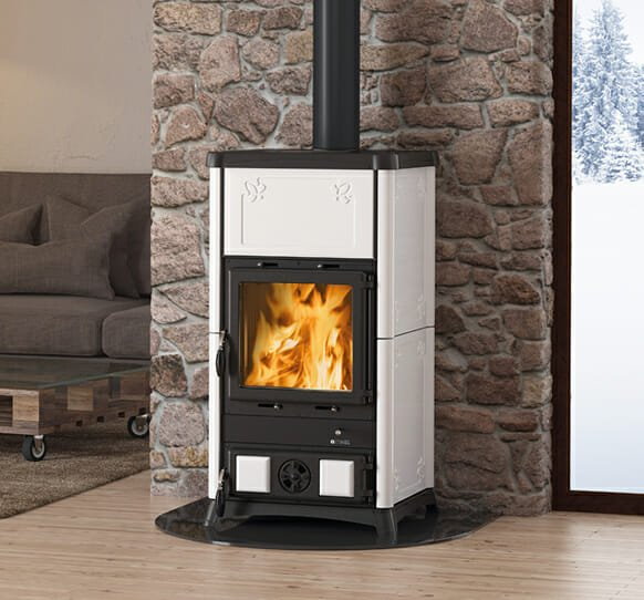 Nordica extraflame stufe a legna a pellet e tanto altro for Stufe combinate legna pellet nordica