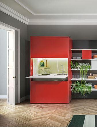 kitchen box clei cucina