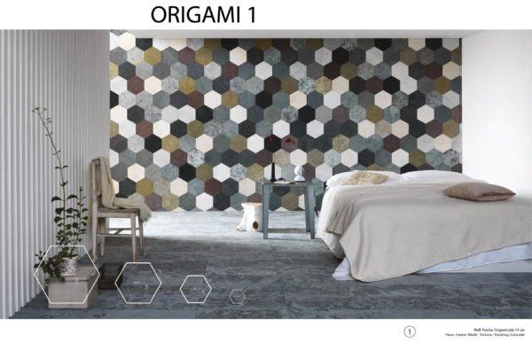 origami concrete artesia