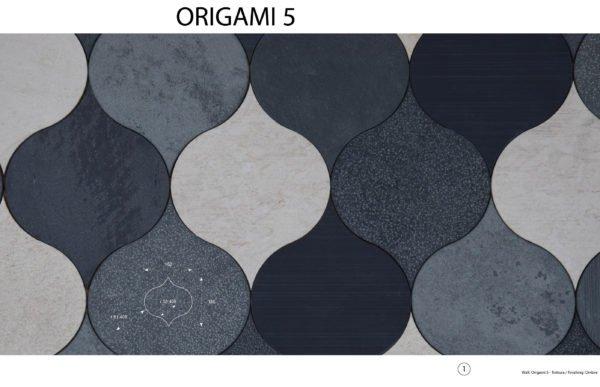 origami ombre artesia
