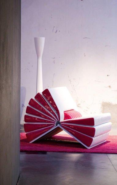poltrona libro busnelli