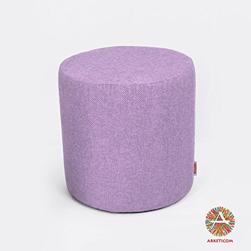 pouf color glicine