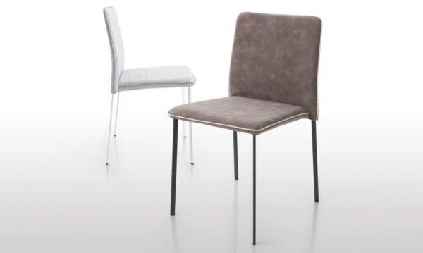 riflessi sedia stella impilabile