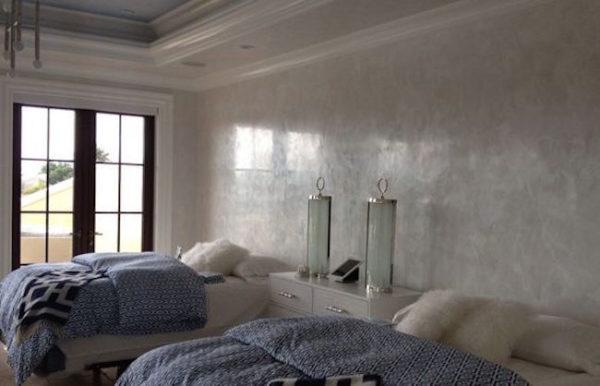 Stucco veneziano bianco perlato