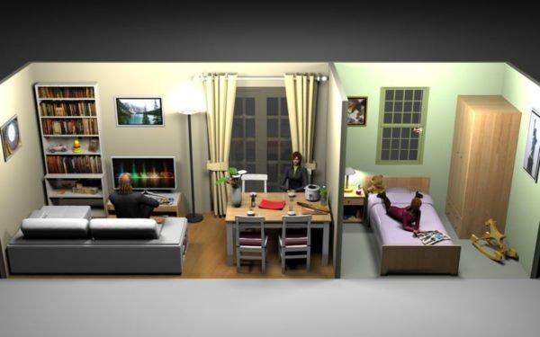 Sweet home 3d il tuo programma di interior design for Programma per arredare in 3d
