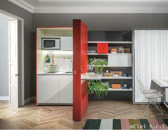 kitchen box clei mini cucina