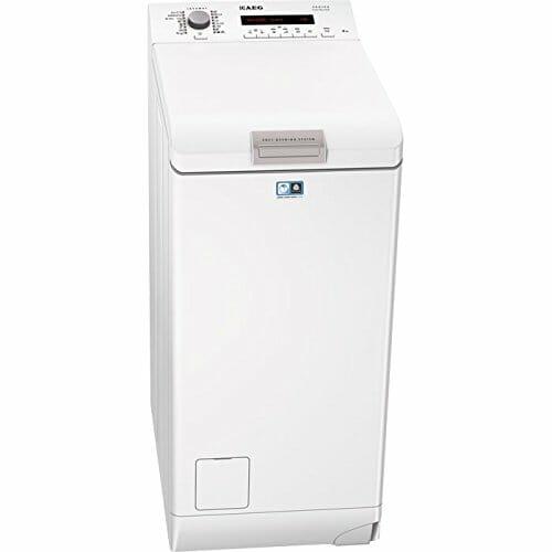 lavatrice carica dall'alto aeg
