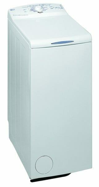lavatrice carica dall'alto whirpool