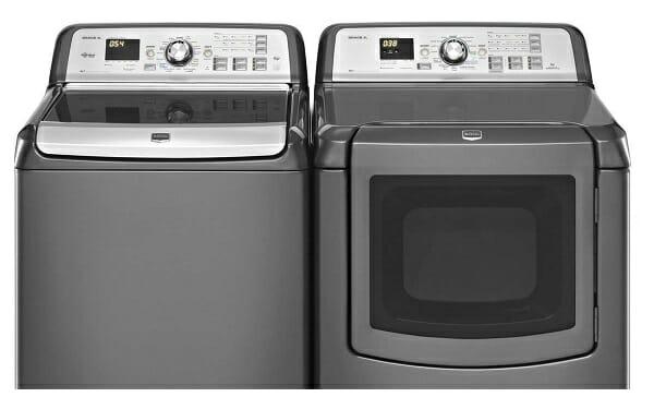 lavatrice carica dall'alto