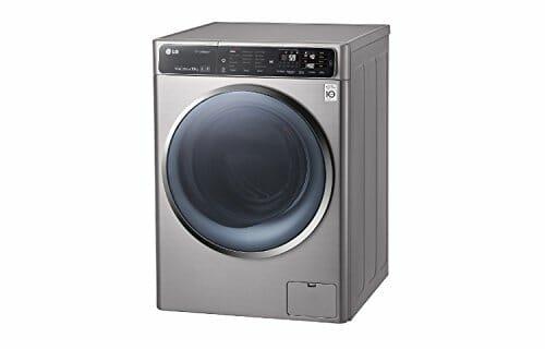 lavatrici LG F14U1JBS6 freestanding Front-load