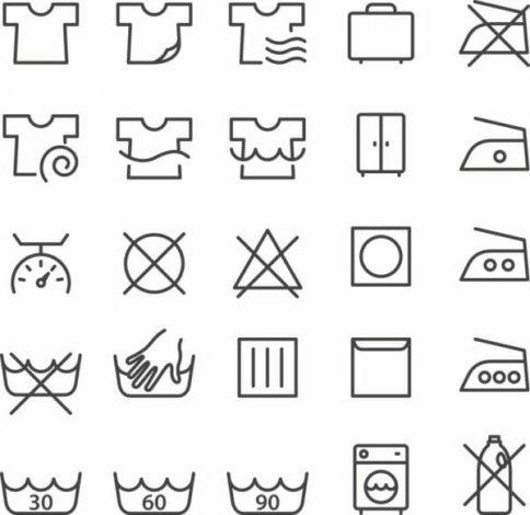 Simboli Lavatrice Impariamo A Conoscere Il Significato