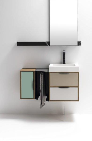 Karol mobili bagno lavabi e complementi di arredo for Complementi di arredo bagno