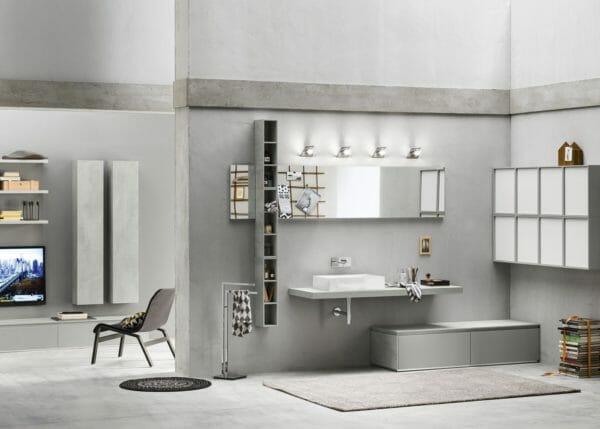 Inda pareti doccia accessori e mobili da bagno made in italy designandmore arredare casa - Inda arredo bagno catalogo ...