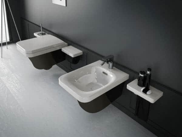 hidra ceramica flat